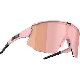 Bliz Breeze Brille pink/braun
